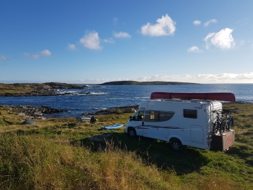 Campervan Pitches