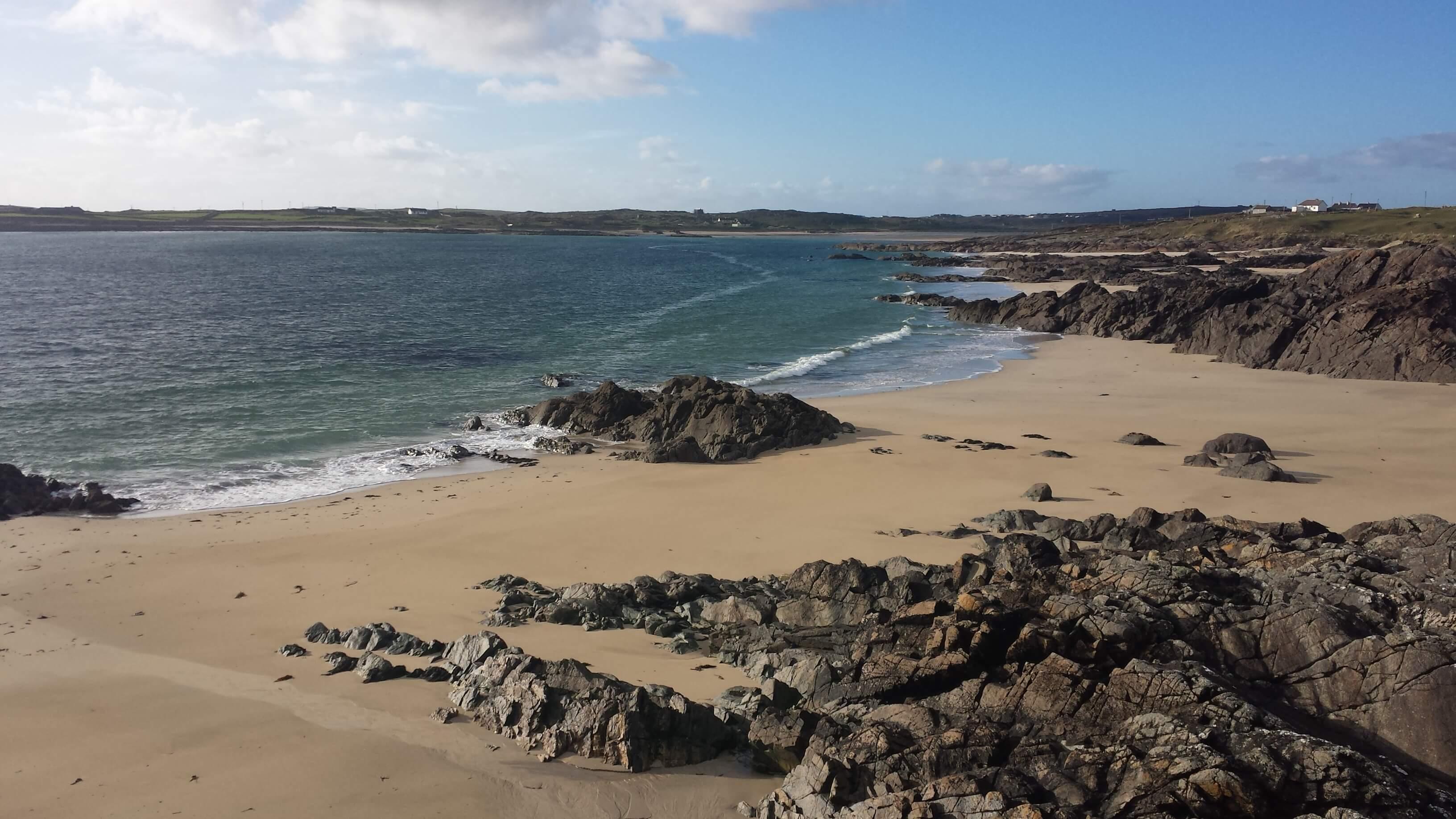 Beaches in Connemara
