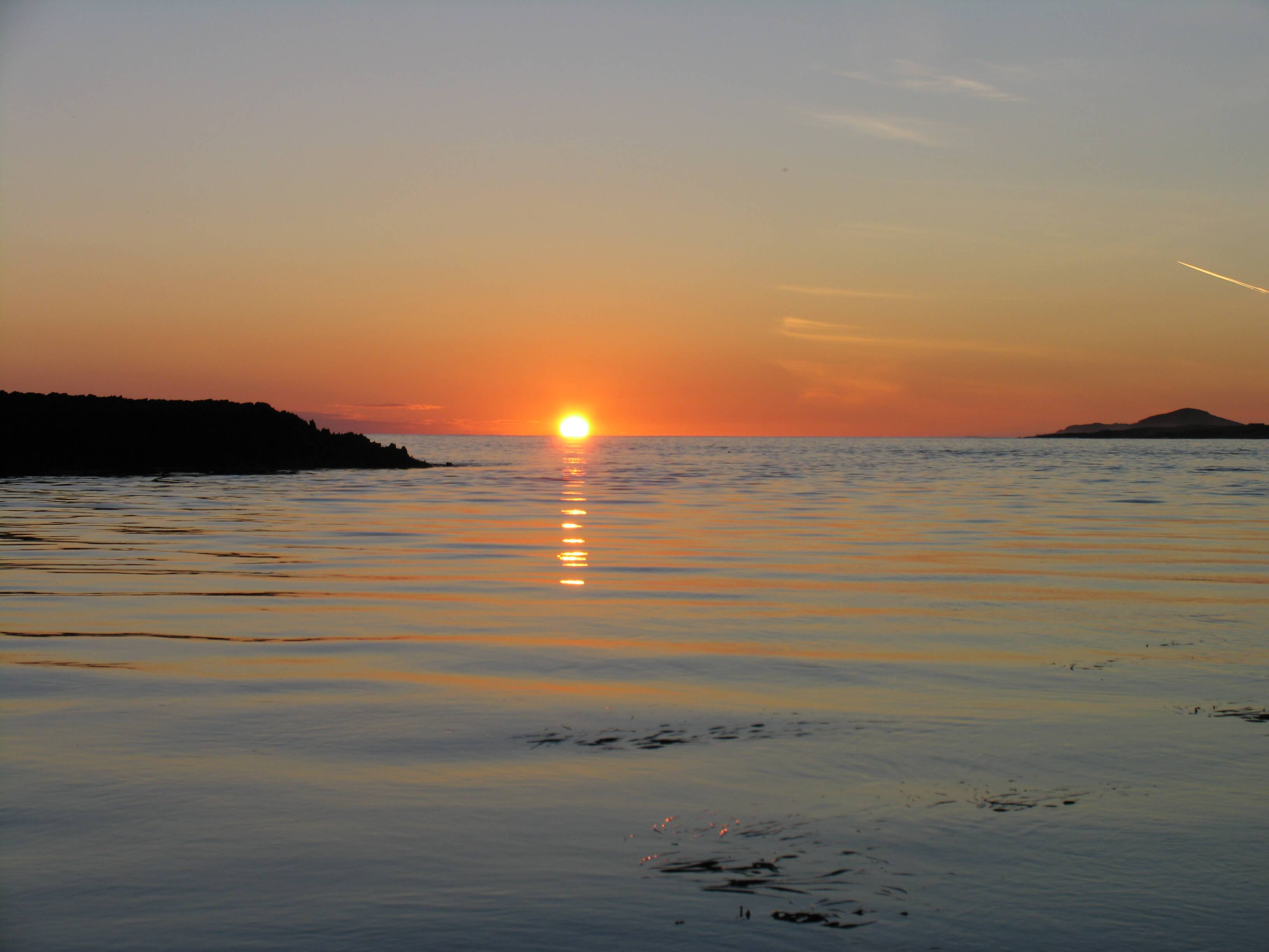 Sunsets in Clifden