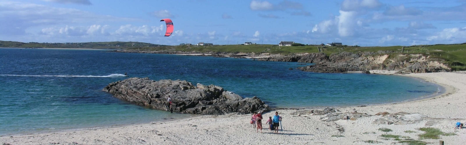 Kite Surfing on the Wild Atlantic Way