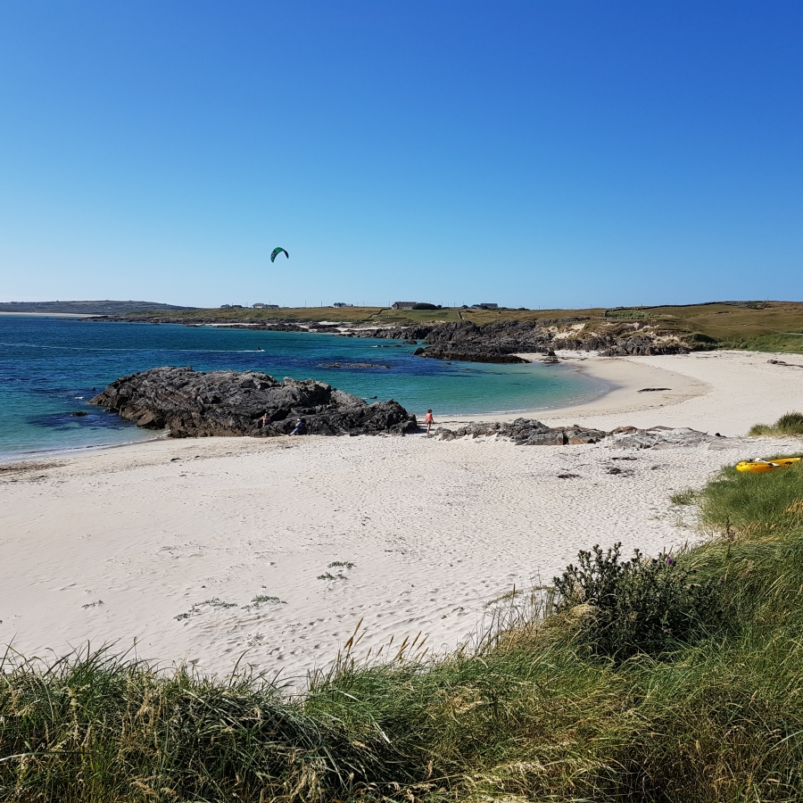 Clifden Eco Beach Camping Beaches